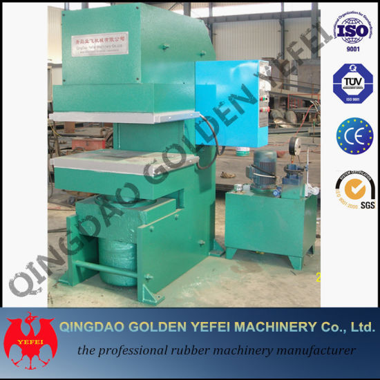 Rubber Plate Vulcanizing Machinery Damping Bearing Vulcanizer Press pictures & photos