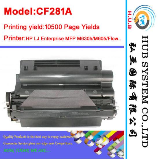 Genuine Laser Cartridge for HP CF281A (81A) Toner