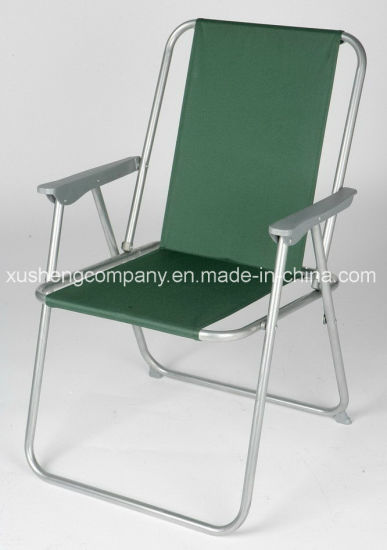 Folding Chair Low Back Spring Chair pictures & photos