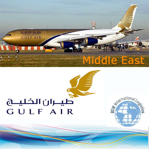 Gf Airline (Gulf Air freight) to Middle East Countries From China Forwarder / Shipping Agent / Freight Service pictures & photos