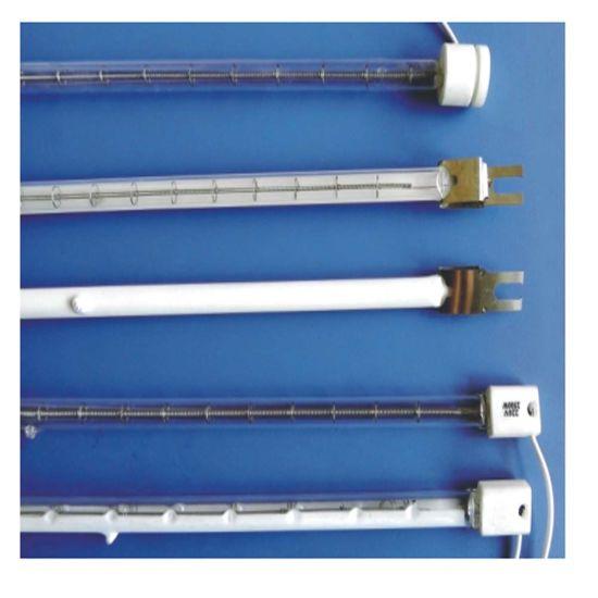 Eletrical Infrared Heat Lamps Quartz Halogen Heating Lamp