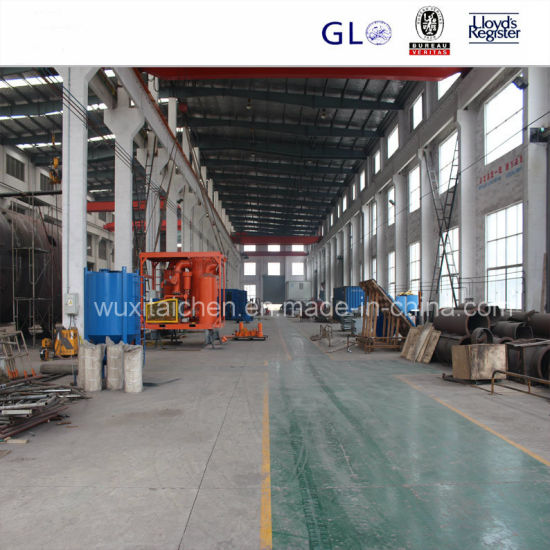Steel Structure Fabrication Sand Separating Machine pictures & photos