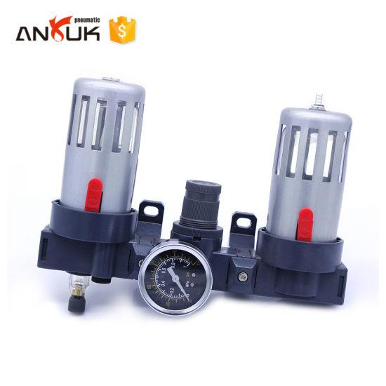 AC Bc 1000 to 5000 Series Frl Filter Regulator Air Treatment Units Air Source Treatment