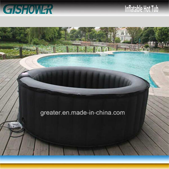 Round Large Plastic Adult Bath Tub (pH050017) pictures & photos
