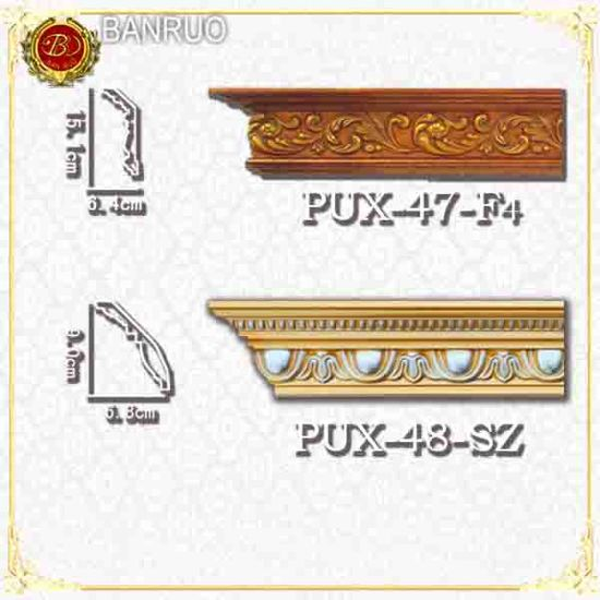 Cornice Moldings (PUX47-F4, PUX48-SZ) pictures & photos