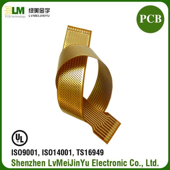 Copper FPC and Polyimide Material Flexible PCB