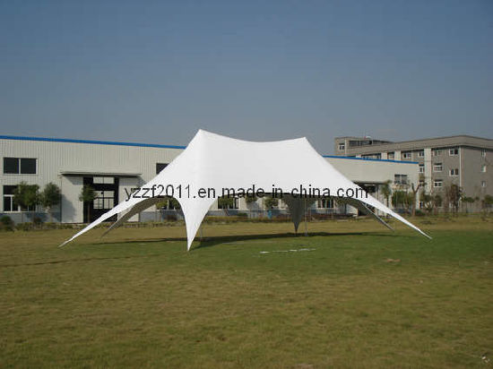 Twin-Pillar Star Tent (ST4363) , Stretch Tent pictures & photos