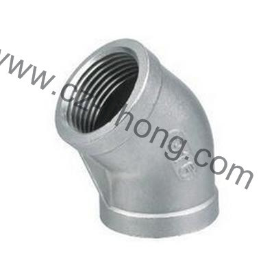 "1"" Stainless Steel DIN2999 90 Degree Elbow F/F pictures & photos"