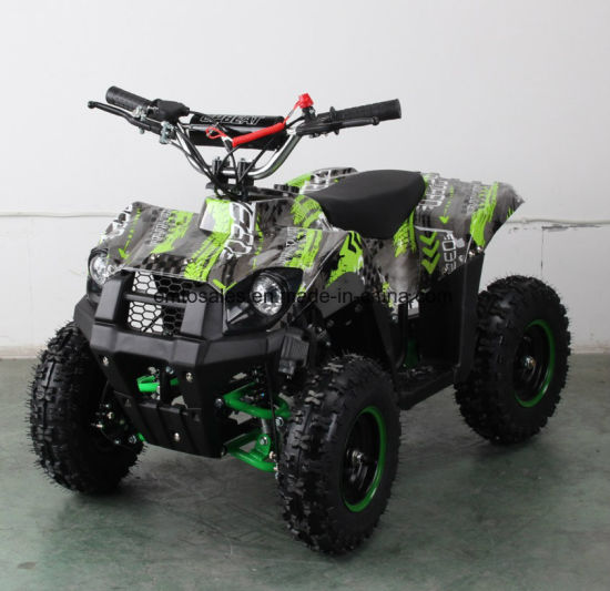 500w Electric Scooter Razor Electric Motor Scooter Electric Atv Quads