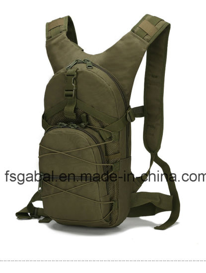 Outdoor Camelpack Military Hydration Pack Knapsack with 3L Water Bladder Bag