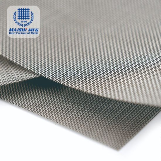 Woven Stainless Steel Wire Net