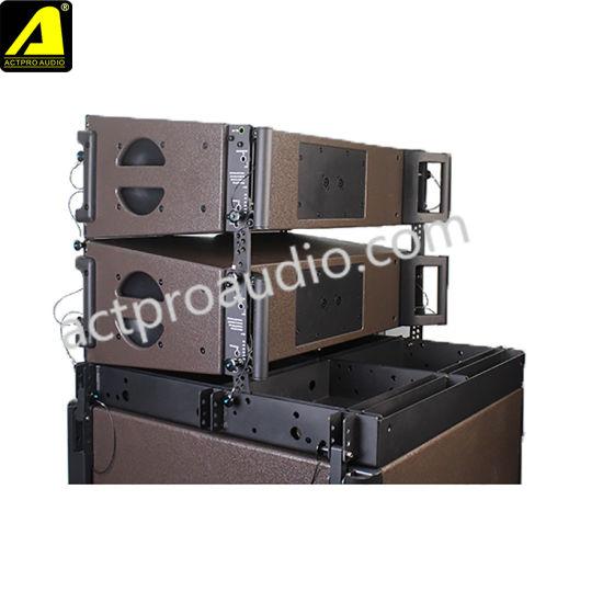 L Acoustic Double 8 Inch Passive Mini Line Array Speaker System Professional Audio
