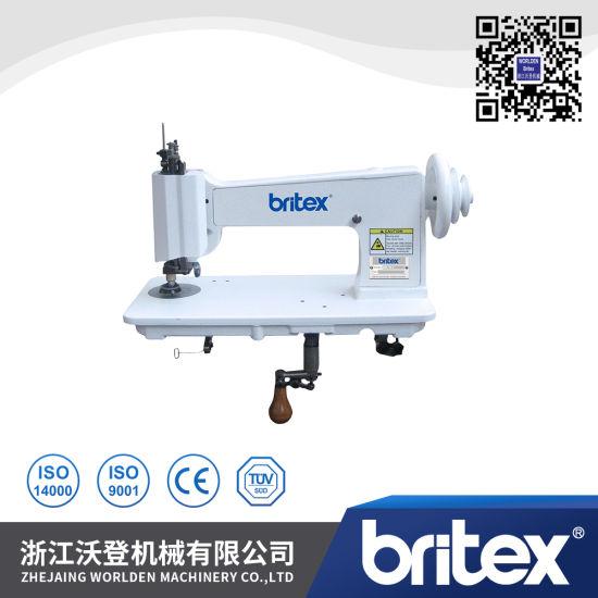 Br-10-1 Handle Operation Chain Stitch Embroidery Machine