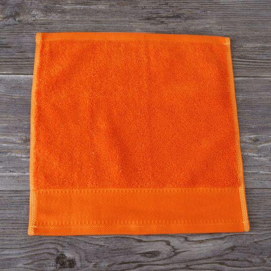 Comfortable Small Hand Towel Wedding Gift 100% Cotton Customized