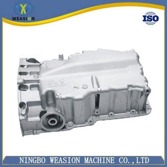 Auto Accessories Die Casting Die High Precision Aluminum Alloy Die Castings Oil Sump Car Parts