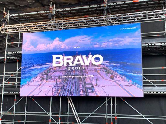 Indoor/Outdoor Renal LED Display Screen Advertising TV Show Screen