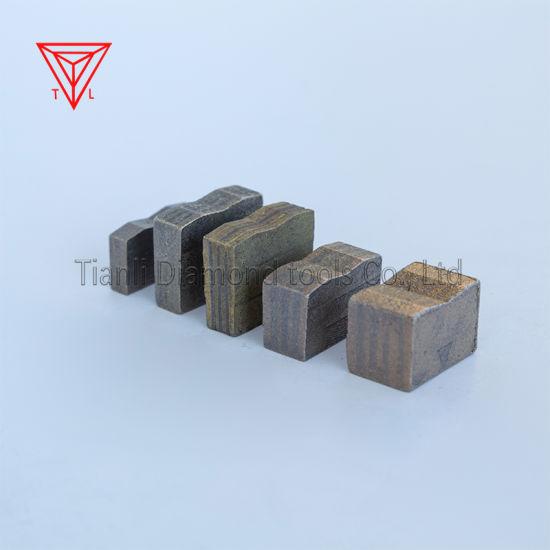 Diamond Saw Blade Segment Cutting Tools for Marble Granite Limestone China Manufacturer