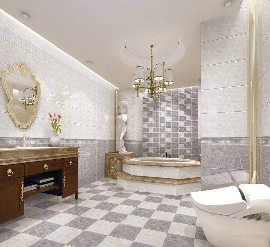 Westinghouse Apartment Bathroom Decoration Ceramic Tiles For Wall And Floor