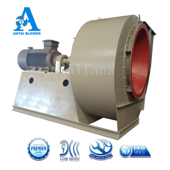 Industrial Air Exhaust Centrifugal Electric Fan and Air Blower