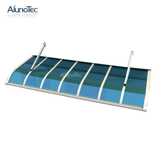 Balcony Awning Polycarbonate Aluminum Patio Cover