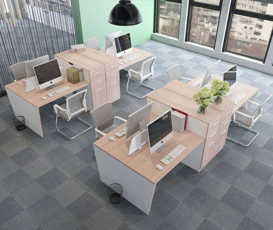 Office desk workstation Small Office Furniture Office Desk Workstation For Two Person With Cabinet Foshan Hollin Furniture Co Ltd China Office Furniture Office Desk Workstation For Two Person With