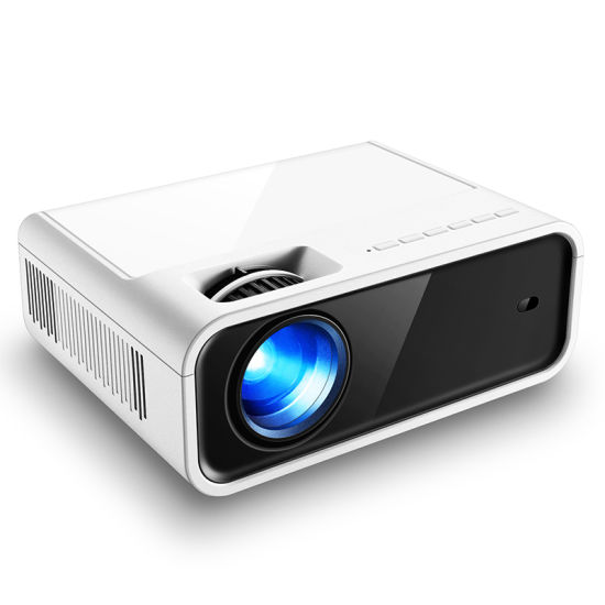 1080P 4K 3D Ios Android Mobile Phone Smart Portable Pocket Cube LED Home WiFi Wireless Video Beam LCD HD Mini Projector