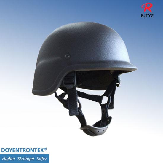 PE Aramid Bulletproof Helmet Pasgt Style (TYZ-ZK-234)