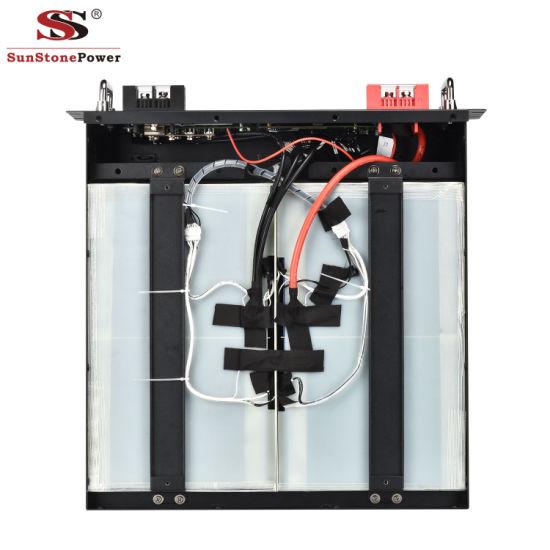 Solar Battery Deep Cycla Battery Gel 48V 100ah Inverter Battery Long Life
