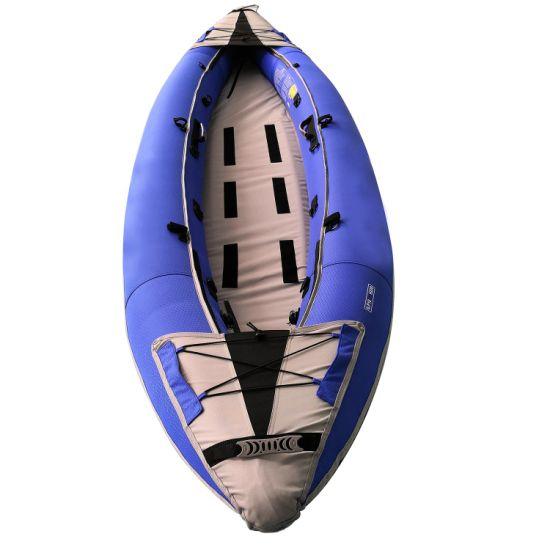 Dfaspo New Design Structure Fishing Boat Yacht Inflatable Double Person Kayak