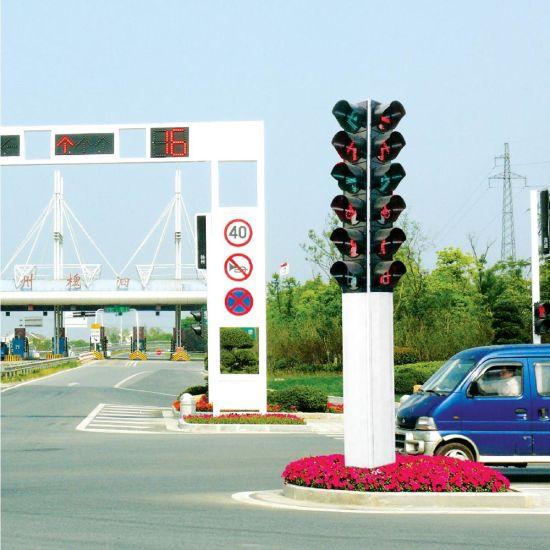48 Traffic Light Controller Signal Warning LED Guidance Lights