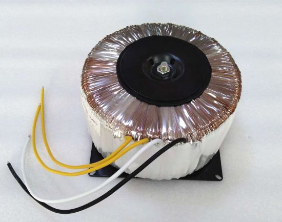 Electronical Power Voltage Toroidal Transformer TUV UL Approved