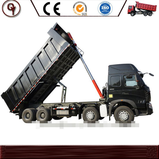 China Used HOWO 8X4 12 Wheels Dump Truck 6X4 10 Wheels Tipper Truck for African Market