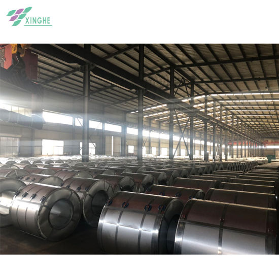 Different Zinc Coating Different Thickness Galvanized Steel/Gi Coil