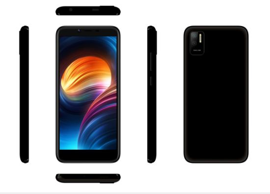 Wholesale Factory OEM ODM Low end 4G Phone Android10 5.45 Inch Screen Smart Phone