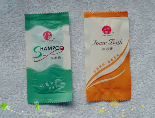 Disposable Hotel Shampoo/Bath Dew (GHCB001) pictures & photos