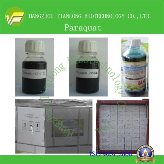 Paraquat (95%TC, 42%TK, 20%SL, 240SL, 276SL)