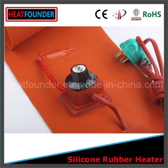 New Design Silicone Rubber Heater Pad pictures & photos
