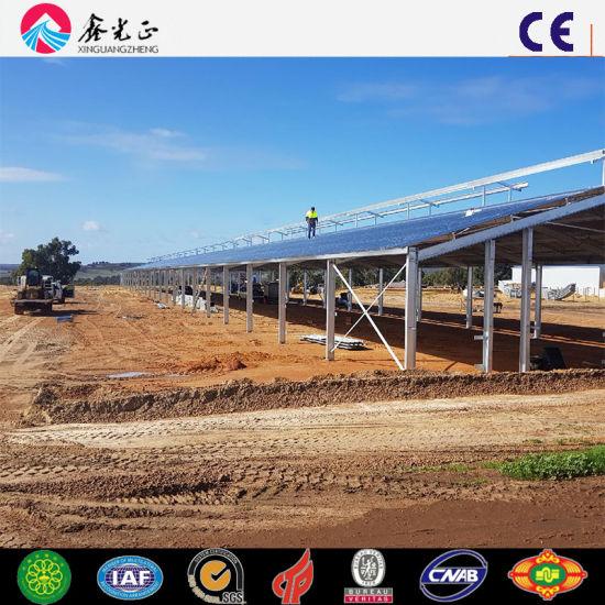 Prefabricated Industrial Steel Building Steel Structure Shed Australia (Q345B/Q235B)