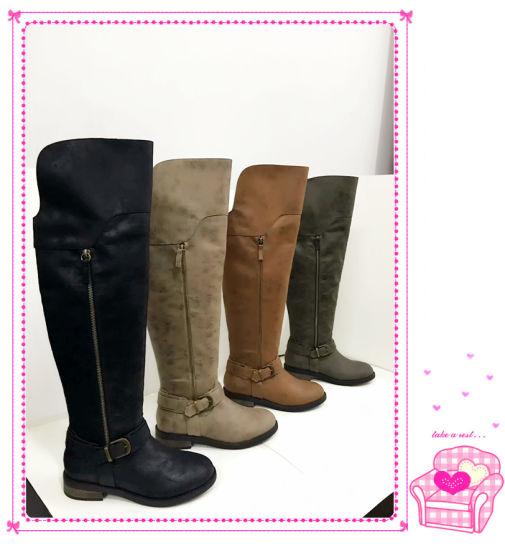 Fashion Women's Boots Winter Warm Boots