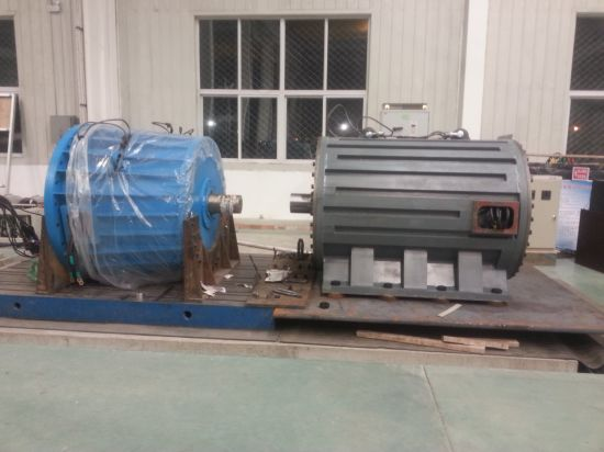 Ff-100kw/ 150rpm/ AC690V Permanent Magnet Alternator (PMG/PMA/Hydro) pictures & photos