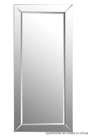 Claire Leaning Floor Mirror with Polished Edges, Shining Your Room