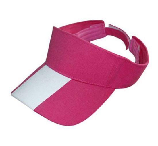 Ladies′ Fashion Contrast Brim Sun Visor Hat   Tennis Sport Cap pictures    photos bbea15c97fa