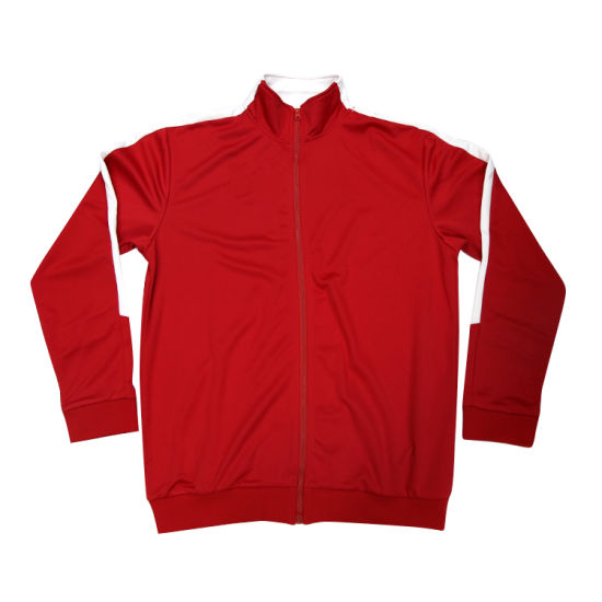 Custom Sport Tracksuits Men's Wholesale Cheap Winter Training Jackets