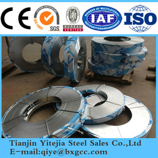 JIS Stainless Steel Coil (304 310S 309S 321) pictures & photos