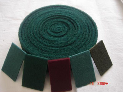 Non Woven Abrasive Pad (FPS104) pictures & photos