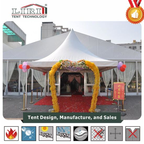 Wedding Tent Decorations | China 500 People 15x40m Outdoor Wedding Tents With Luxury