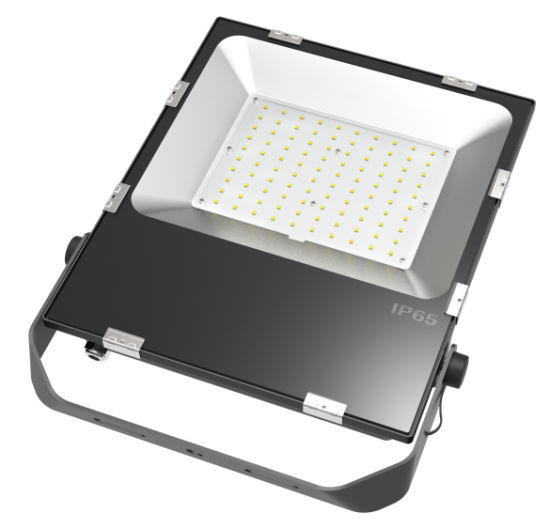 IP65 Outdoor 100W Dali Dimmable LED Flood Lights pictures & photos