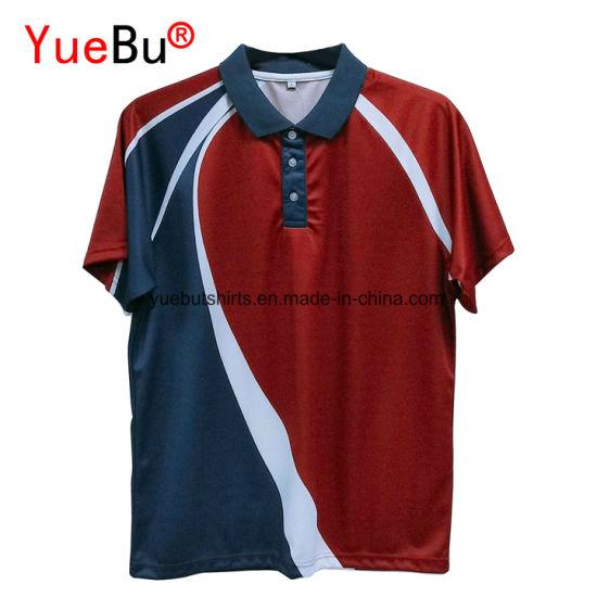 0d20835d China Men′s Sports Running Quick Dry Polo T-Shirt - China Custom ...