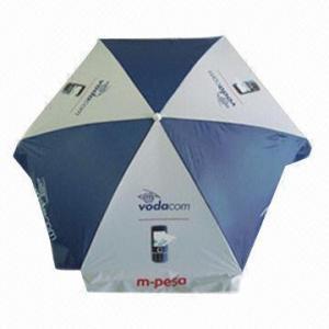 Mini Beach Umbrella, Logo Printed (BR-BU-117)