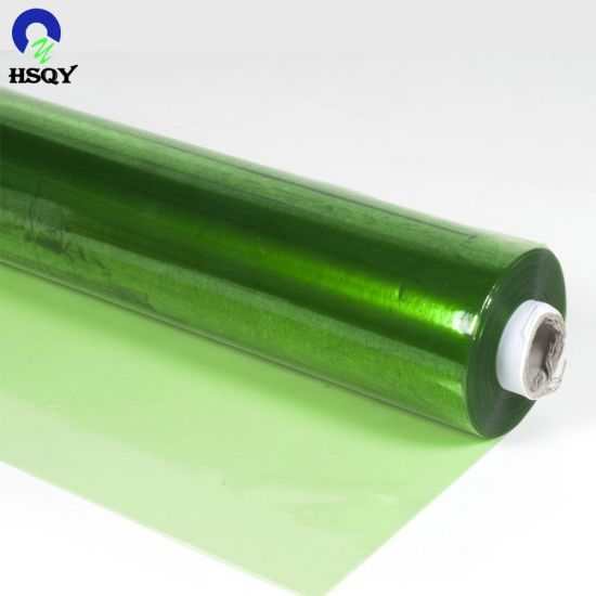 DOP PVC Soft Sheet Clear Flexible PVC Sheet for Table Cloth or Curtain